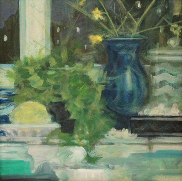 Rebecca Payn, Kitchen Window (iii)