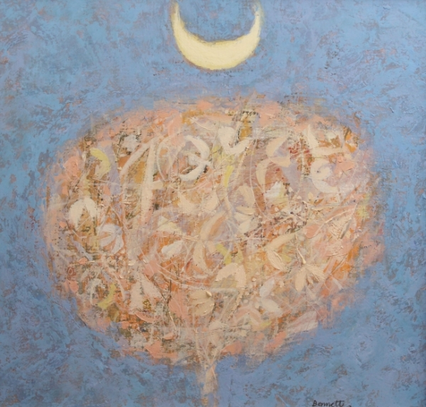 Michael Bennett, Birdtree with Moon No. 1