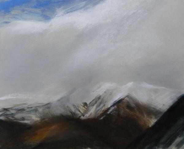 Blencathra, After Snow