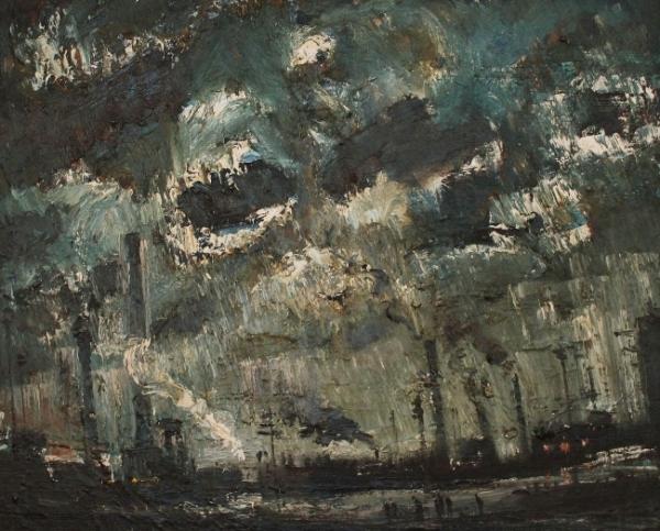 Theodore Major, Wigan Landscape
