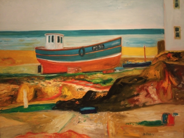 PZ34 by John Bellany