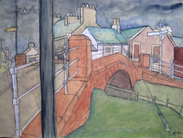 Percy Kelly, Red Bridge Allonby