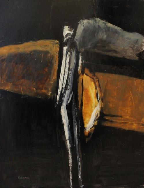 Winged Figure No. 3