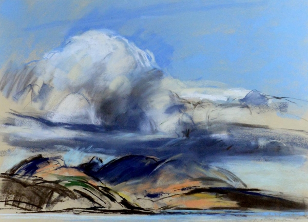 Arran, Sky Clearing