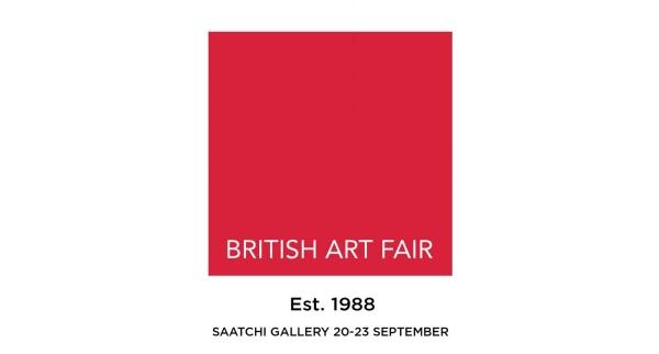British Art Fair at the Saatchi