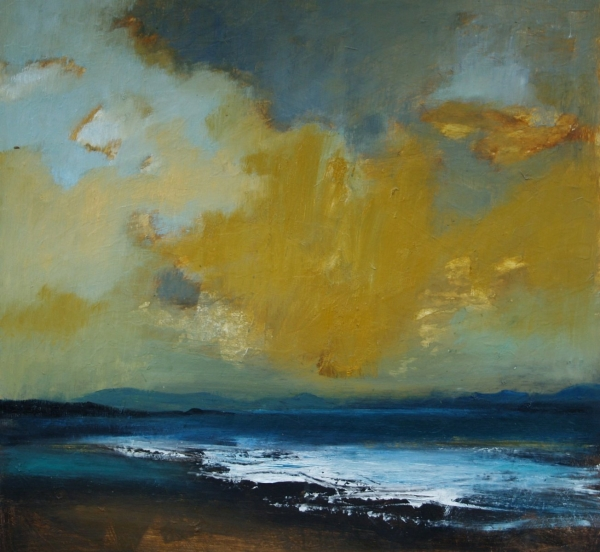 Helen Tabor, Clouds Over the Bay