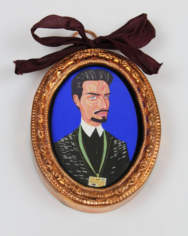Earl of Essex, by Grayson Perry