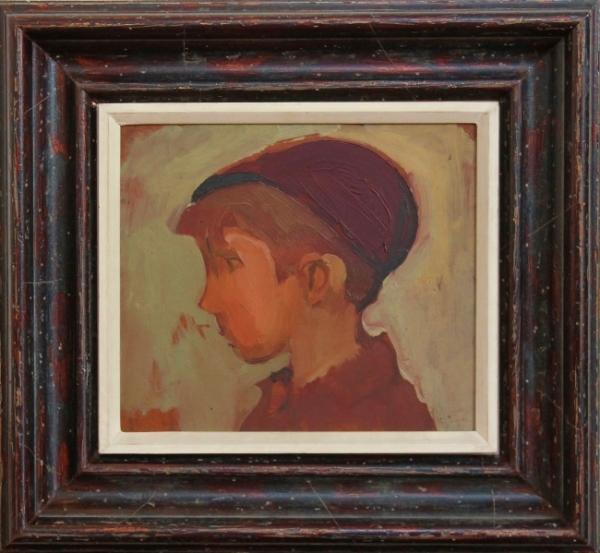 Glasgow Boy, Joan Eardley