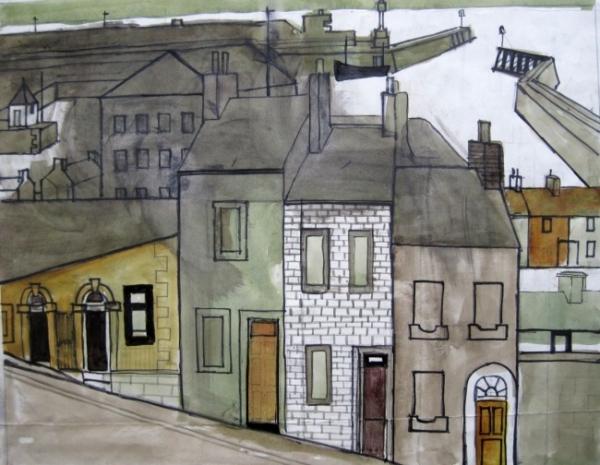 Houses on the Brow
