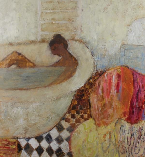In the Bath by Helen Tabor