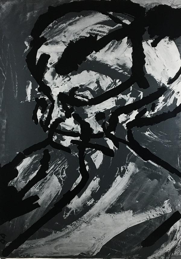 Portrait of G.B. 1966