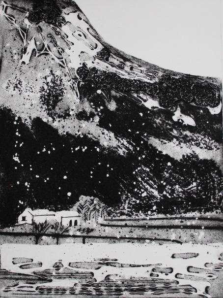 Snow on Loweswater - Iain Hodgkinson