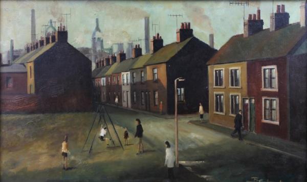 Bill Bell, Solway Road, Workington