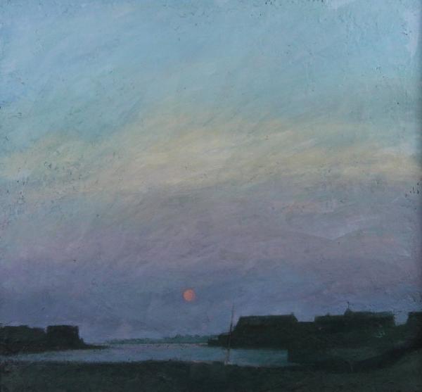 Mike Bennett, Estuary Early Morning