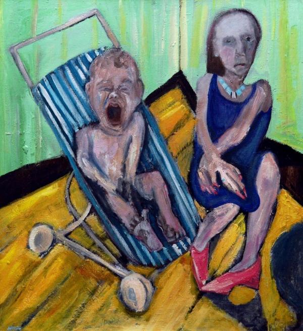 The Scream by Alex Hain