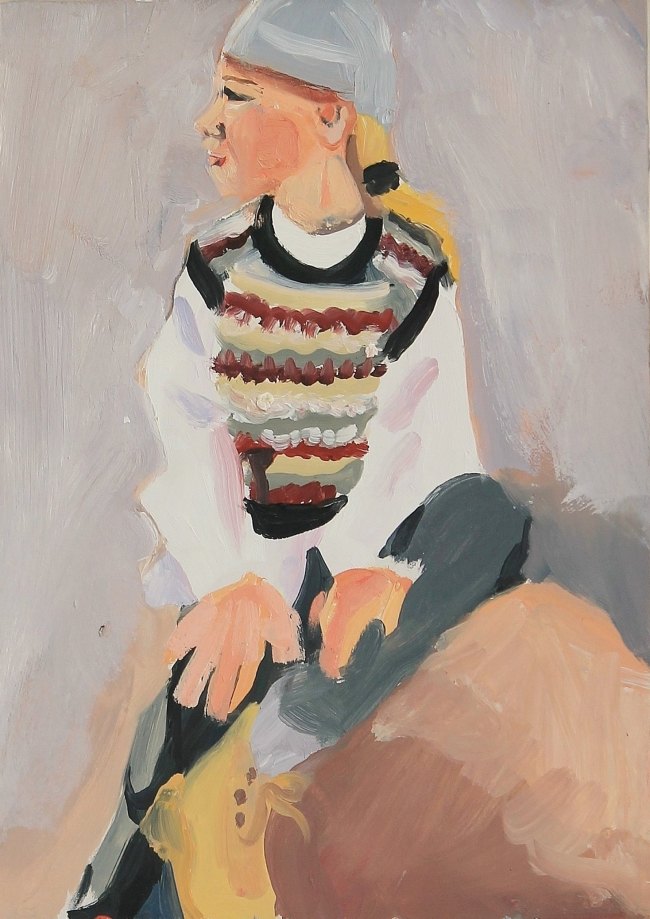 Chantal Joffe (RA)