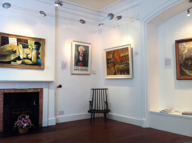The Gallery Looks Splendid