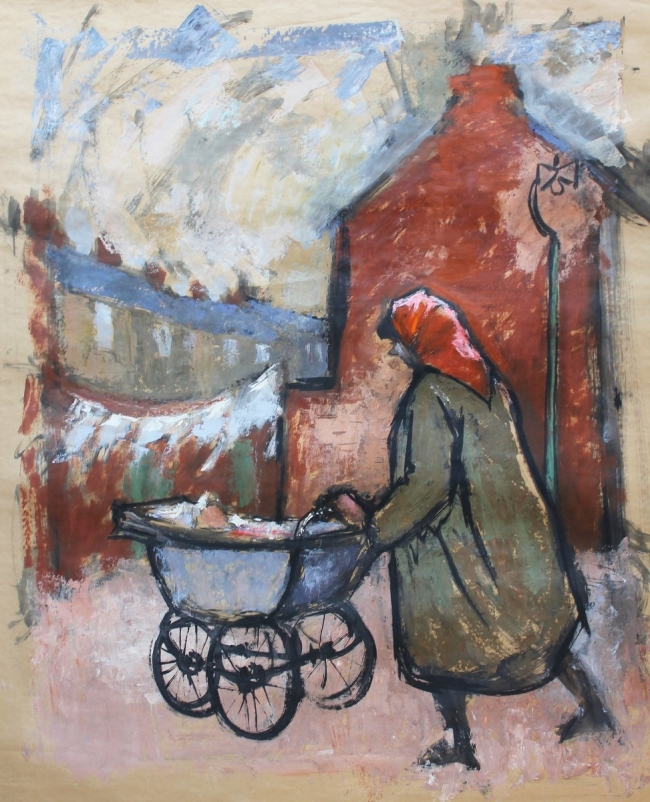 Norman Cornish - A Centenary - Saturday opening