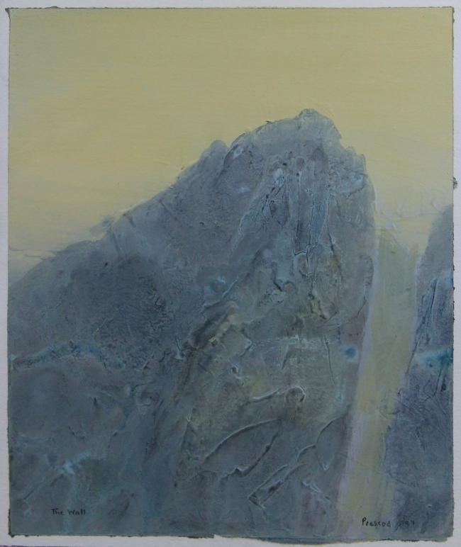 Richard Fitton exhibition plus much new work