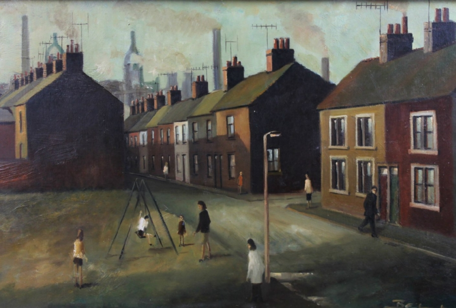 Solway Road, Workington by Bill Bell