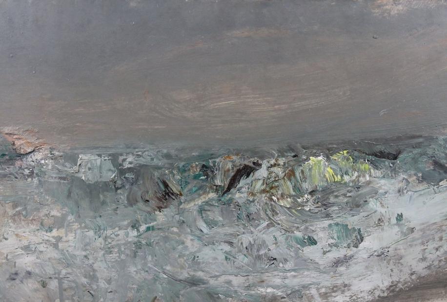 The Sea No. 6 by Joan Eardley (RSA)