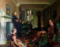 The Artists Family 1939