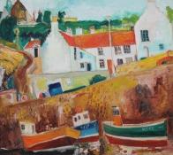 Crail Harbour - 1997