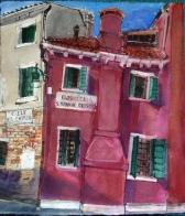 Calle del Cristo, Venice