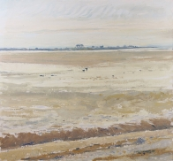 Low tide, Port Carlisle