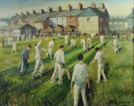 The Cricket Match, Askam-in-Furness