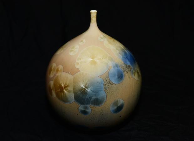 Sand Bottle by John Stroomer