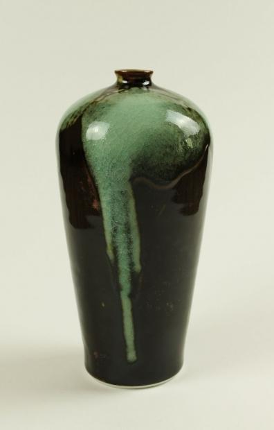 Pinch Necked Bottle by Ivar Mackay