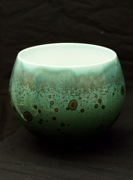 Medium bowl by John Stroomer