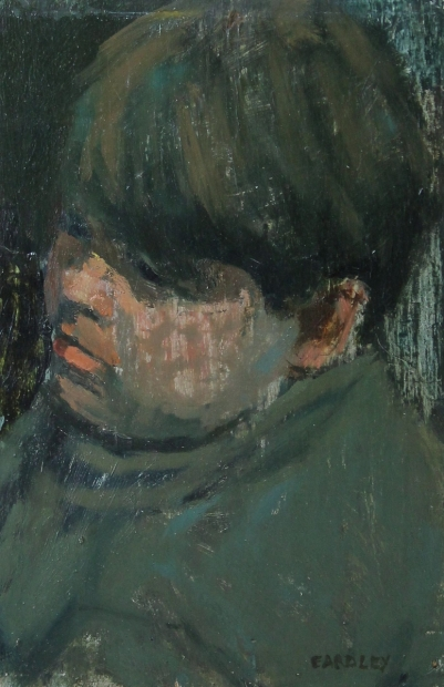 Glasgow Boy 1951 by Joan Eardley (RSA)