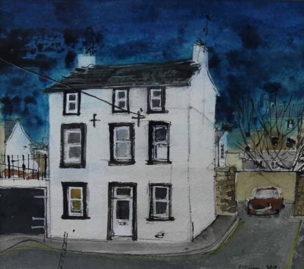 The White House, Cockermouth by Peter Quinn