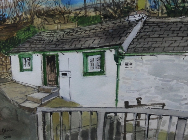 Riverside Cottage, Cockermouth by Peter Quinn