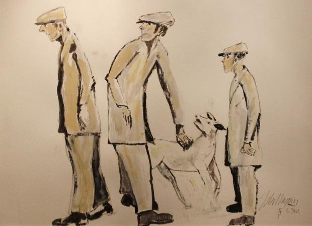Group Series 3101 by John Thompson