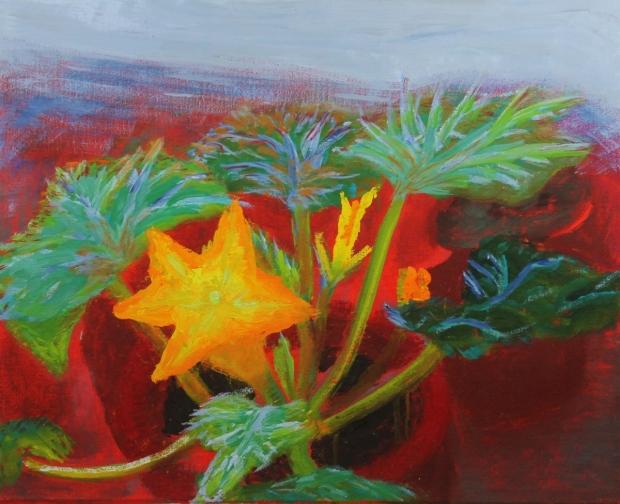 Melon Flower by Winifred Nicholson