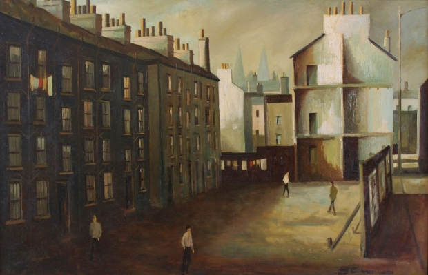 The Gorbals, Glasgow by Bill Bell