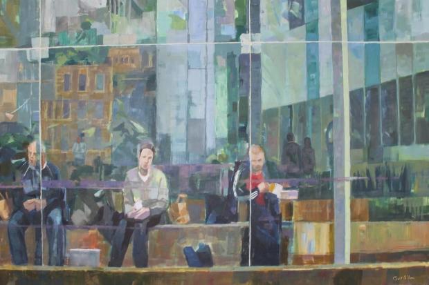 Atrium by Ceri Allen