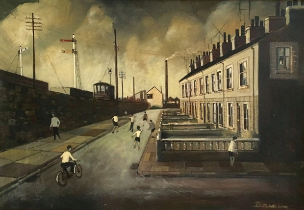 Havelock Road, Workington by Bill Bell