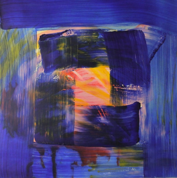 Cold by Howard Hodgkin