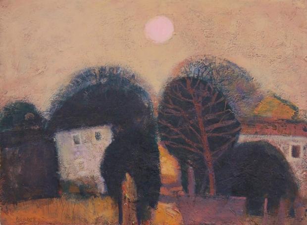 Cottages West Cumbria  by Michael Bennett