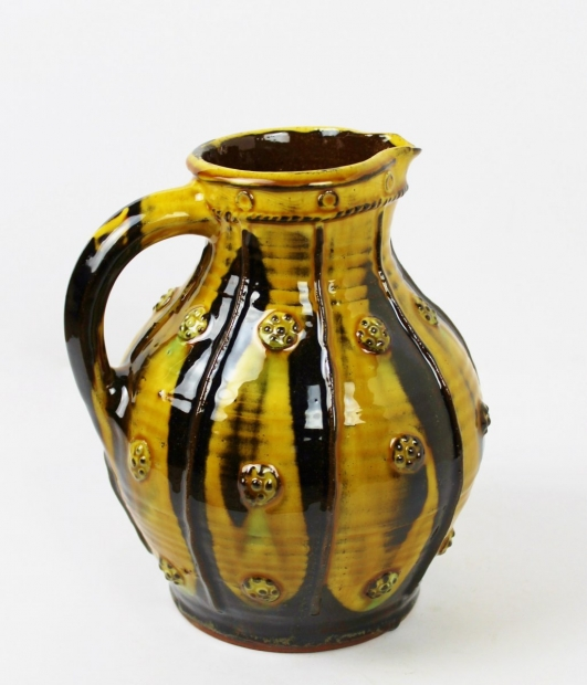 Sprigs and pours jug by Doug Fitch