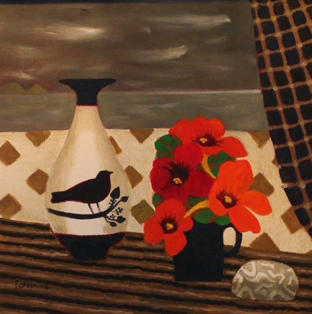 Bird Jug by Mary Fedden  RA