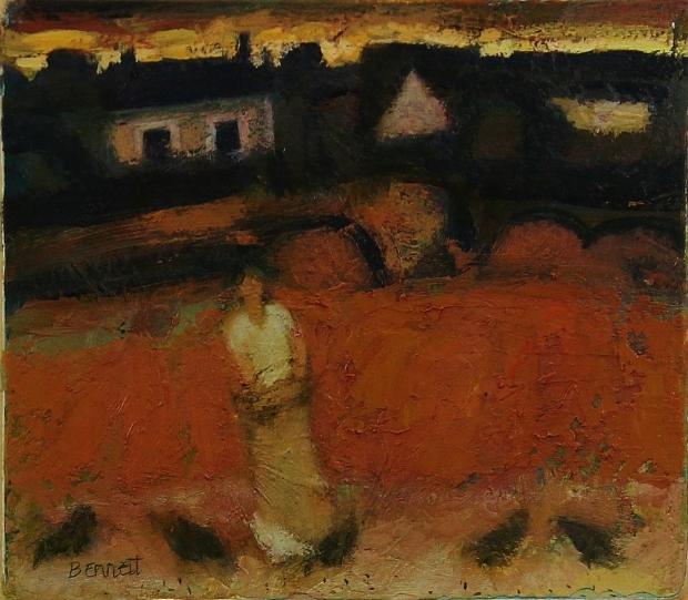 Farmer's wife north Cumbria  by Michael Bennett