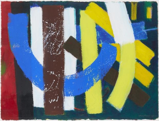 Feb ii - 1999-2001 by Wilhelmina Barns Graham