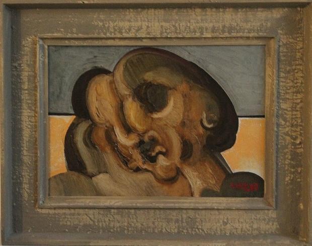 Nab Head 1967 by Geoffrey Key