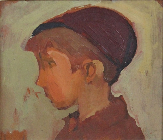 Glasgow Boy by Joan Eardley (RSA)