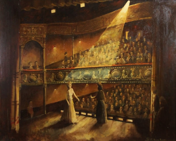 Her Majesty's Theatre Barrow by Bill Bell